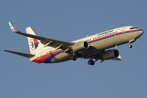 B738 - Boeing 737-85F