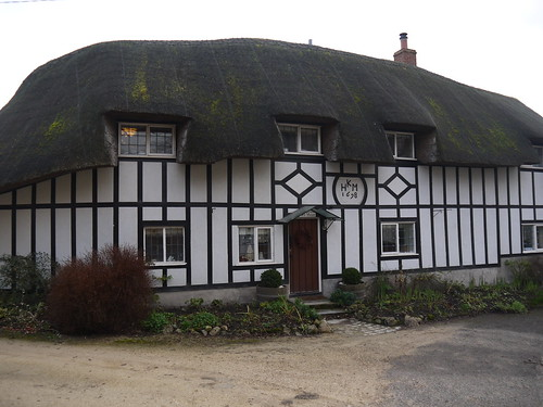 Ridgeway - Old House