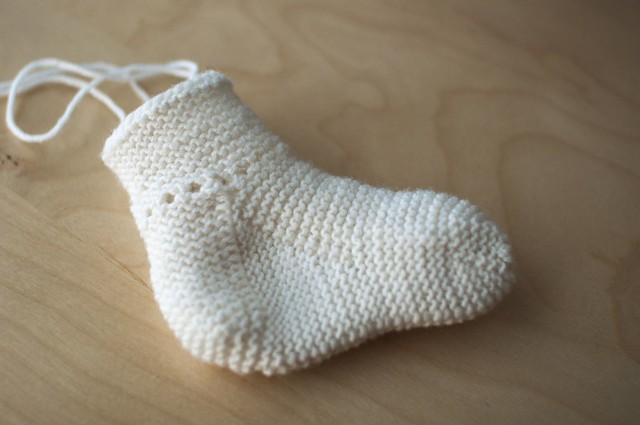 bootie (for a gift)