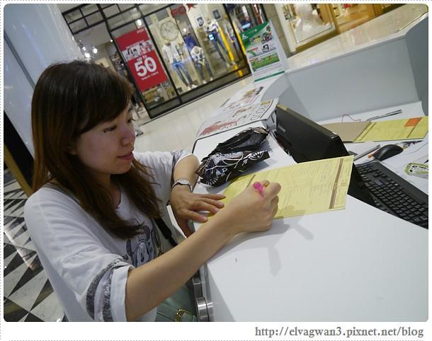 泰國-清邁-Maya百貨-Naraya-曼谷包-退稅單-退稅教學-退稅流程-機場退稅-Vat Refund-Tax Free-Tax Refund-出入境表填寫-落地簽-泰國落地簽-落地簽注意事項-泰國機場-4-242-1