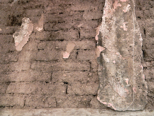 In Puerto Vallarta, Mexico: Wall Textures
