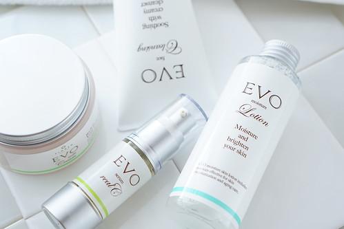 EVO(イーヴォ)のビタミンC化粧水・美容液・クリーム・クレンジング