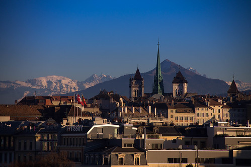 winter panorama snow alps cold church saint st alpes canon landscape eos switzerland december suisse geneva cathedral snowy pierre hiver ngc svizzera paysage inverno genève alpi ginevra froid stpierre cathedrale 2014 3556 18135mm canon1100d