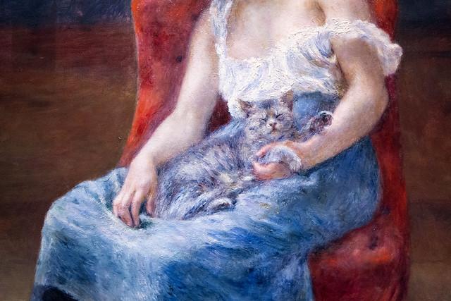 Pierre-Auguste Renoir (1841 - 1919)