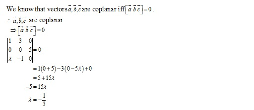 RD Sharma Class 12 Solutions Chapter 26 Scalar Triple Product Ex 26.1 Q5-iv