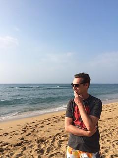 Image of Keka'a Beach.