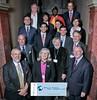 Autoridades, jurados y ganadores del Premio Cosgrove 2013