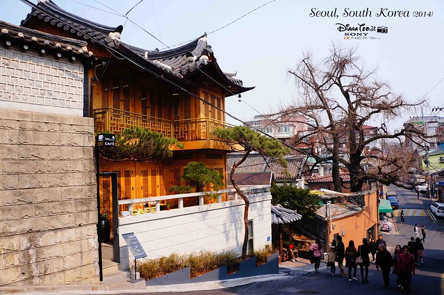 South Korea 2014 - Seoul Bukchon Hanok Village 04