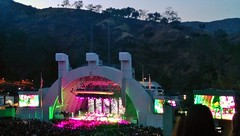 One week ago today...THE CURE at The Hollywood Bowl.🎶