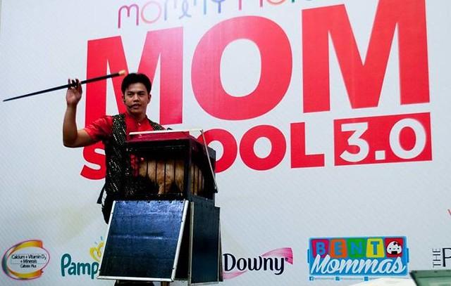 14 mom school