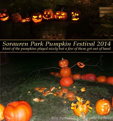 Sorauren Pumpkin Festival 2014