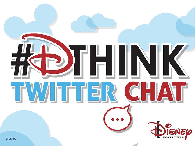 disneyinstitute-#DThink Twitter Chat Recap: Blending Personal Creativity and Business Innovation