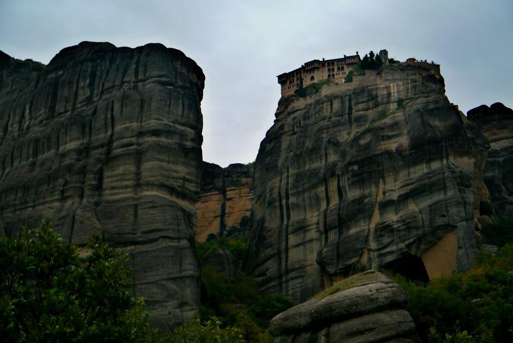 Cliffside Monasteries