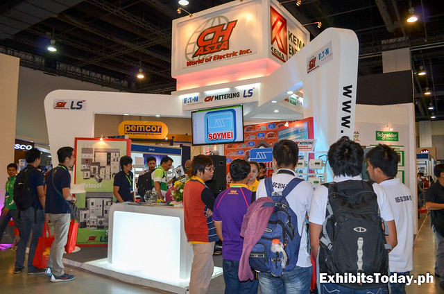 CH Asia Exhibit Stand
