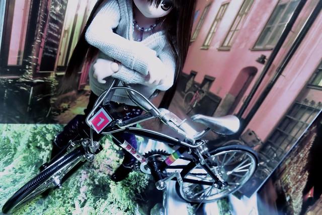 Her bike <3