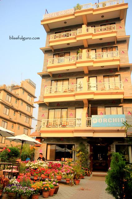 Hotel Orchid Pokhara Nepal