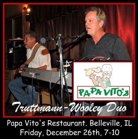 Truttmann-Wooley Duo 12-26-14