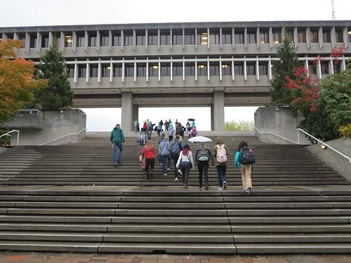 SFU Tour & Library Research Trip