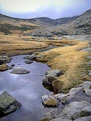 Agua y roca en Gredos