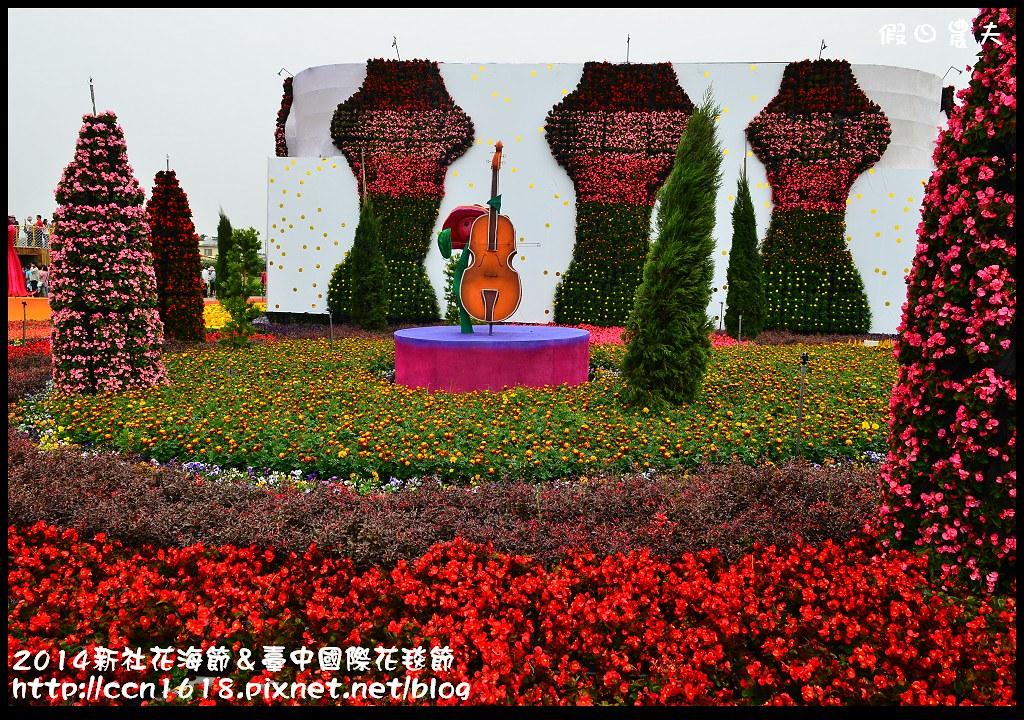 2014新社花海節&臺中國際花毯節DSC_5047