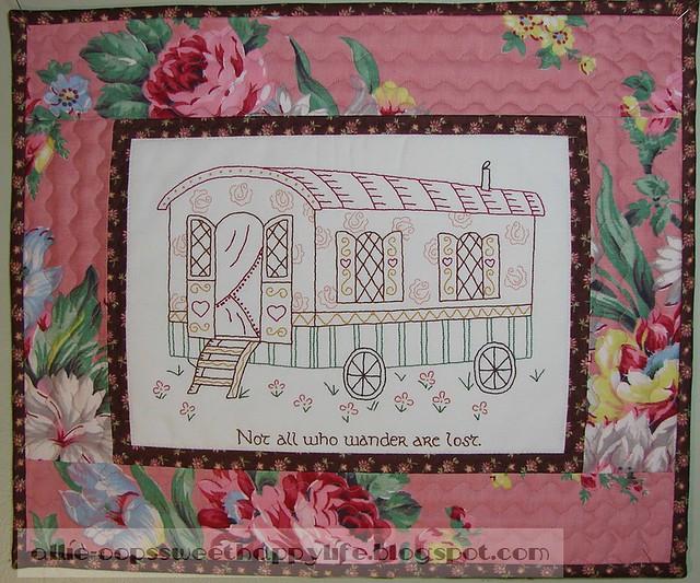 The Jenny Rose Gypsy Wagon