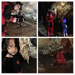 Explorer Buniayu Cave