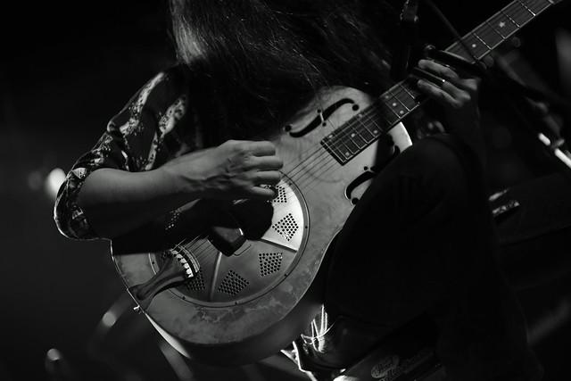 大井貴之 Takayuki O.E. live at 獅子王, Tokyo, 05 Jan 2015. 090