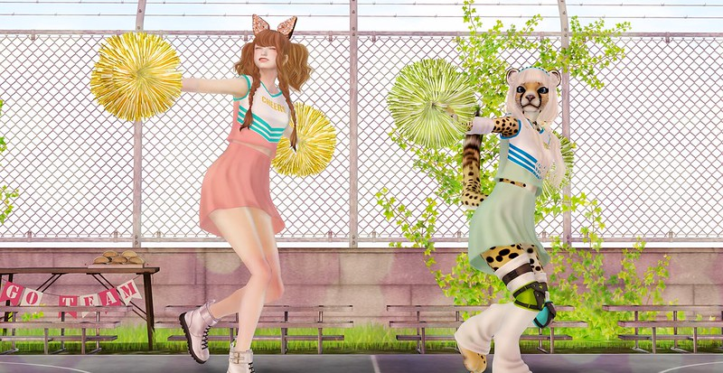 Xiasumi cheer