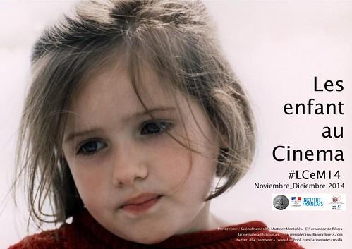 #LCeM14. Les enfant au cinema