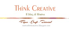 Think Creative il blog di Marina