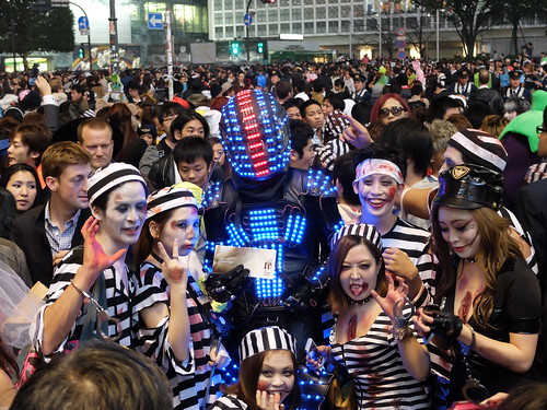 Shibuya Halloween Night 2014 12