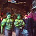 Two Hulks are Better than One