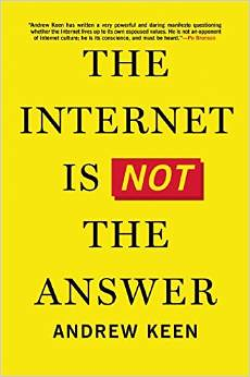 internet is not the answer
