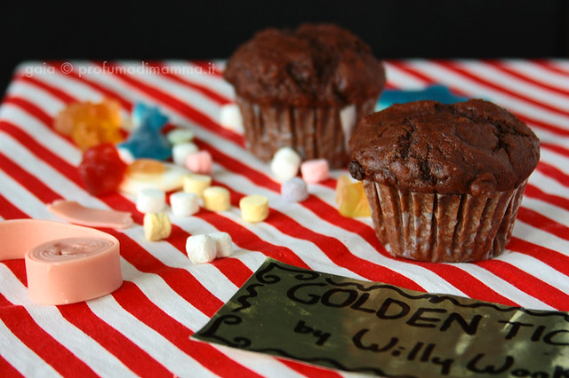 Muffin GoldenTicket