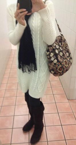 冷え取りファッション2014冬