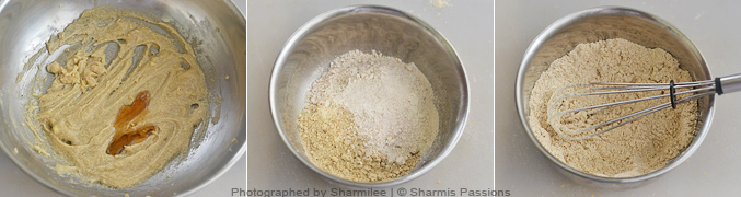 How to make Millet Cookies Recipe - Step2