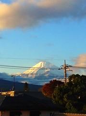 Mt.Fuji 富士山 11/29/2014