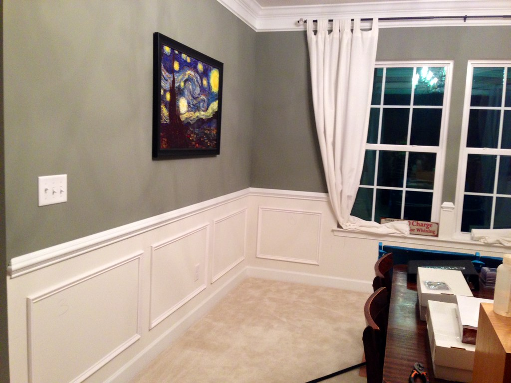 Wainscoting 2