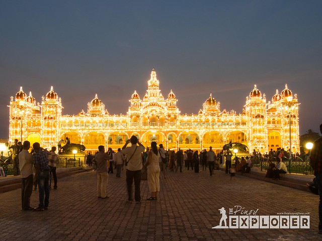 Fascinating Mysore Palace