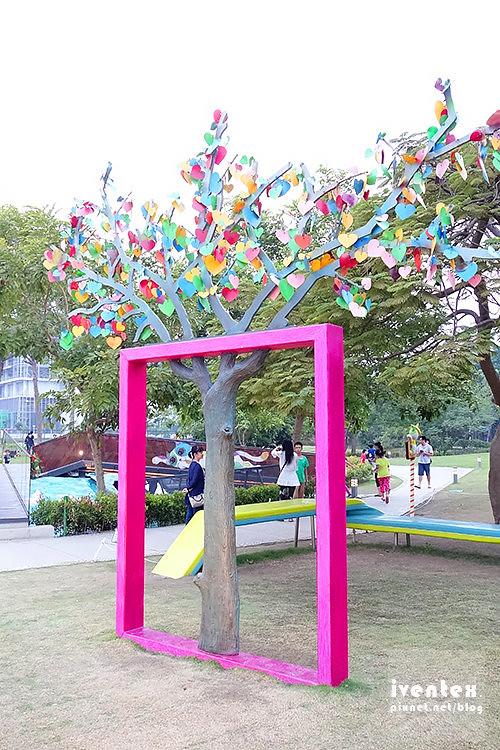 03刀口力台南善化南科幾米裝置藝術小公園