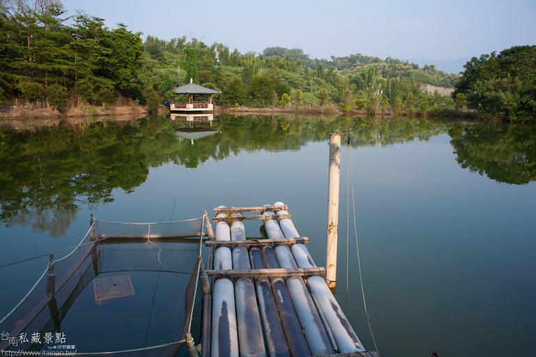 台南私藏景點-南化大貢山連心湖 (17)