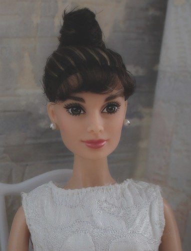 Audrey Hepburn Mattel doll Old Edition
