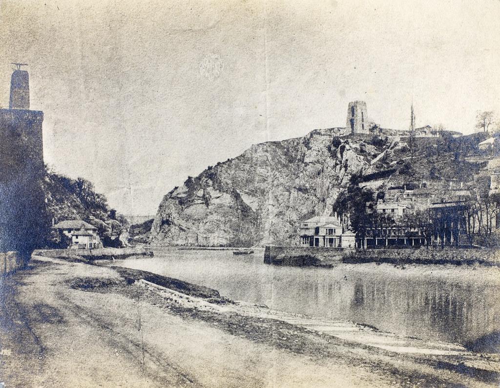 Clifton Suspension Bridge c.1850