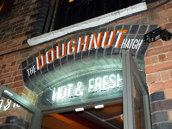 the doughnut hatch