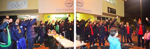 Amichevole S.A. Castelfidardo - Konlassata Ancona
