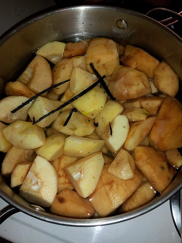 Quince: Ready for Poaching