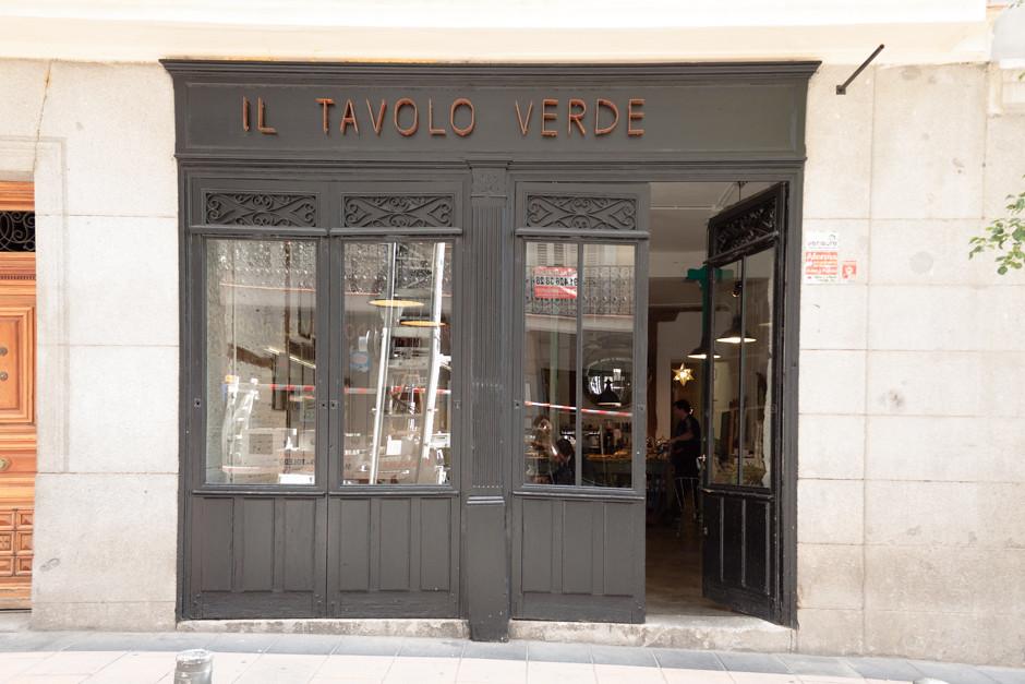 Il Tavolo Verde Madrid