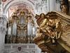 Pulpit and Organ - Passau.