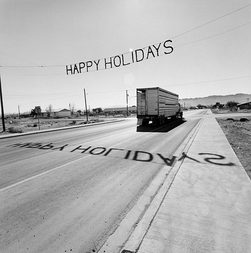 Lee Friedlander, West Texas, 1997