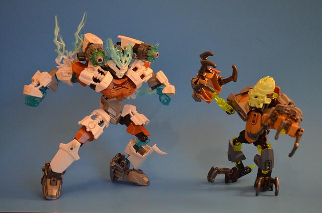Master Of Plasma Vs Skull Slasher Lego Creations The Ttv